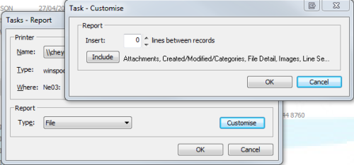 Image 16 Attaching Invoices and Documents to Email with Owner Statements